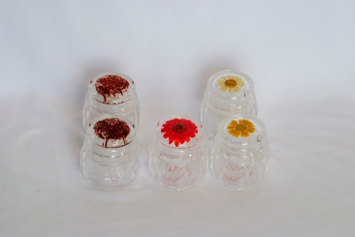 Acrylic Spice container