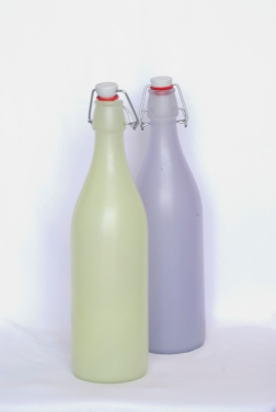 Matt finish Translucent water bottles - Bormioli Rocco