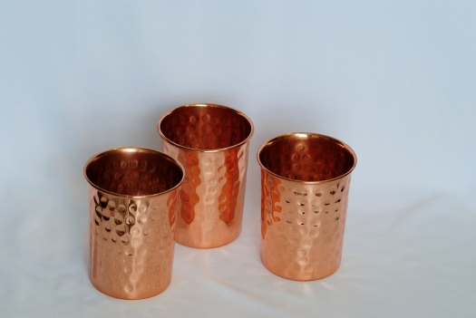 Copper Water tumbler