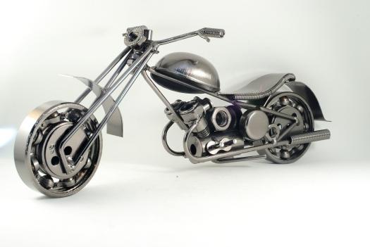 Show piece bike
